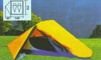 Палатка двухместная туристическая 10-08 Coleman (Польша).