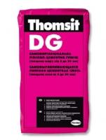 Самовыравнивающаяся гипсово-цементная смесь DG
