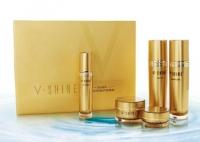 Набор серии  средств для ухода за кожей  V-Shine