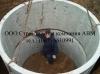 Канализация из бетонных колец