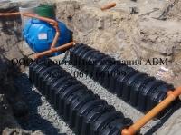 Монтаж канализации, септик, водоотвод, дренаж, канализация