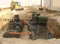 Автономная канализация на коттеджный поселок medium