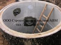 Септик канализация выгребная яма дренаж medium