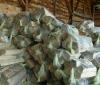 Дрова фасованые в капроновую сетку