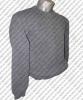 Свитер форменный серый