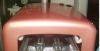 УФ-лампа №818 для наращивания ногтей 36W с таймером. Цвет розовый перламутр.