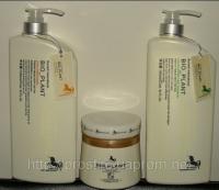 Набор для восстановления и питания волос Bio-plant