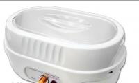 Парафиновая ванна руки+ноги с регулятором температуры, размеры 40х23х12.