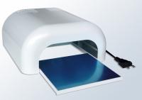 Уф-лампа для сушки ногтей с таймером 36 Вт белая