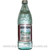 Вода Borjomi 0.5л