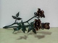 Кованые цветы и экибаны
