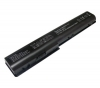 Аккумуляторная батарея для ноутбуков Hewlett Packard: KS525AA; 464059-121; 464059-161;  Li-ion, 5200 mAh (75 Wh), 14,4 V, черный