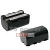Аккумуляторная батарея для видеокамер Sony: NP-FS20;NP-FS21;NP-FS22; Li-ion, 1620 mAh, 3,6 V, серый