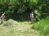 Уборка приусадебных участков, скос травы, спил деревьев