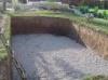 Рытье  бассейнов