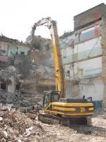 Демонтаж зданий и конструкций (044) 4665942 Снос домов, строений Киев.