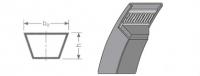 Ремни клиновые профиль SPC