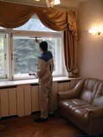 Мытьё окон после ремонта