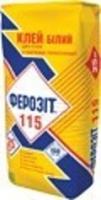 КЛЕЙ ДЛЯ СИСТЕМ ТЕПЛОИЗОЛЯЦИИ БЕЛЫЙ FEROZIT -115