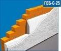 Пенопласт ПСБ-С-25 (пенополистирол высококачественный): 1 м3