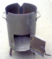 Печка для казана d 400мм