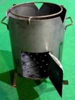 Печка для казана d 380мм