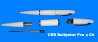 Флешка-ручка Usb 4Gb