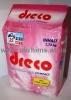Немецкий Бесфосфатный стиральный порошок концентрат DRECO 1,75кг для шерсти, шелка и деликатных тканей.