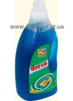 Без фосфатов Гель-концентрат DRECO для стирки цветного и белого белья. 1,5 л — 20 стирок.
