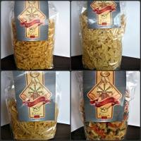 Макароны из твердых сортов пшеницы Дурум из Европы