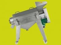 Протирочная машина для вишен, черешен, слив, абрикос, яблок, ягод и т.д. 1000 кг/час
