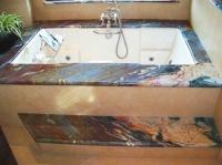 Бассейны, ванные и хаммамы из натурального камня