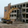 Удаление деревьев Киев, демонтаж домов, а также планировка участка.
