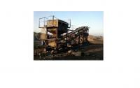 комплекс для переработки отвалов