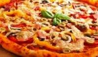Абсолютно морская пицца