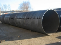 Трубы стальные электросварные Ф 630-2420 мм