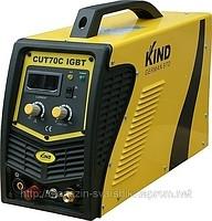 Плазменная резка KIND CUT-70C