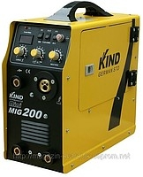 Сварочный полуавтомат KIND MIG-200 mini