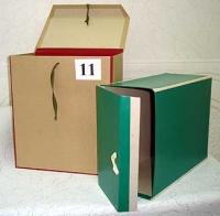 архивные папки короба