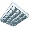 Светильники растровые люминисцентные