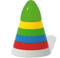 Пирамидка Ракета большая 01530