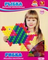 Мозаика настольная , Забавка 4 вида