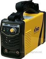 Инверторный сварочный аппарат KIND ARC-200 IGBT