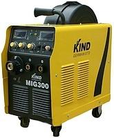 Инверторный полуавтомат KIND MIG-300 380 Вольт