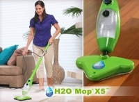 Парова швабра H2O Mop X5