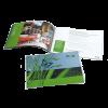 каталоги, брошюры, буклеты
