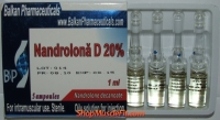 Nandrolona D (nandrolone decanoate) 200mg/ml