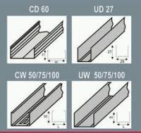Профиль UD для гипсокартона