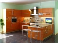 Глянцевые мдф плиты LUXE (Оранж)