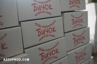Азово-черноморский бычок сушеный в пакетах
